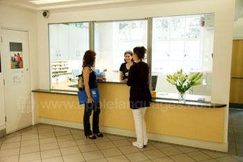 Residence reception
