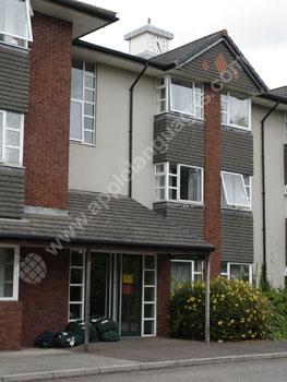 En-suite residence accomoodation