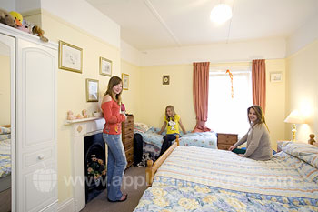 Host Family accommodation