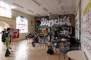 Student common room