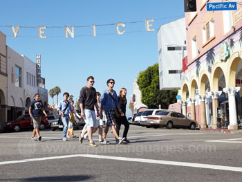 Heading to Venice Beach