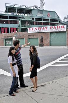 Fenway Park Baseball Stadium