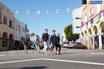 Visiting Venice Beach
