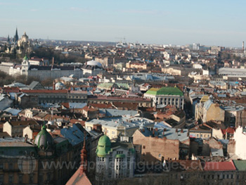 View over Kiev