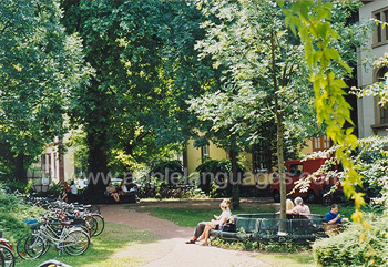 A summers day in Augsburg