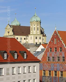 Historic Augsburg