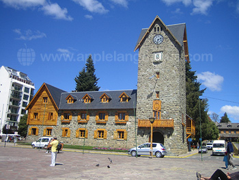 Bariloche town center
