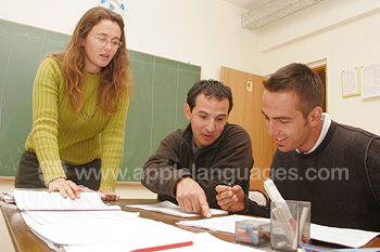 Friendly Spanish tutors