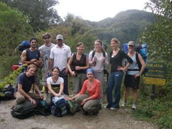 Visit to Volcan Baru