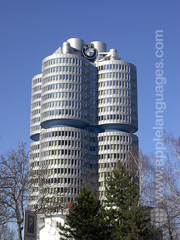The BMW building