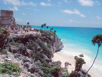 Mayan City Beach