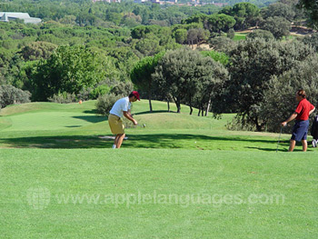 Marbella has excellent golf courses!
