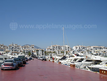 Another sunny day in Marbella