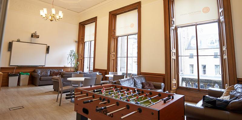 School common room