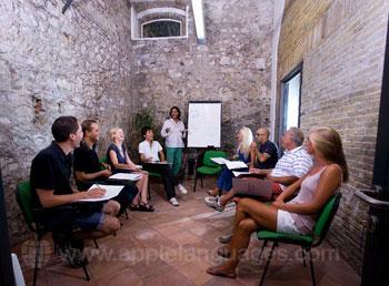 Learn Italian in Taormina