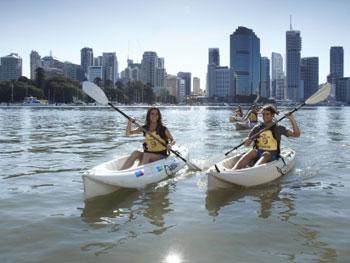 Touring Brisbane