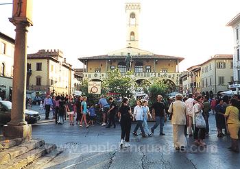 San Giovanni Valdarno - Main Square