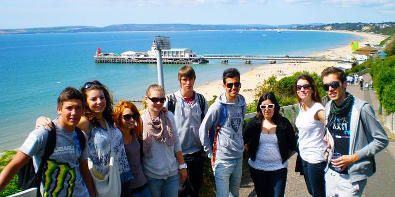 Exploring Bournemouth