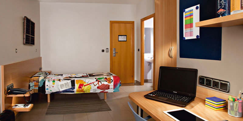 Room in student residence