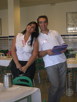 Friendly activity Coordinators