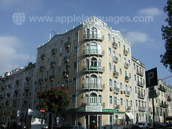 Our school building, Lisbon
