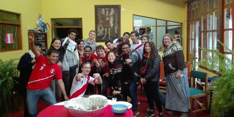 Spanish course in Cusco