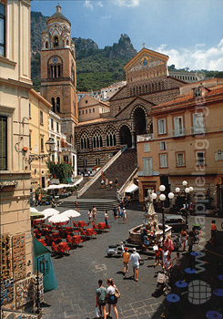 Historic Sorrento
