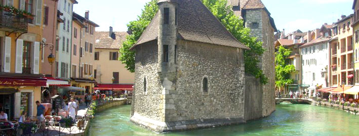 The Old Prison of Annecy