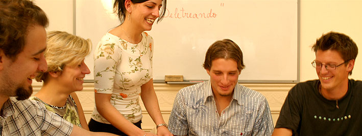 Spanish class in Buenos Aires