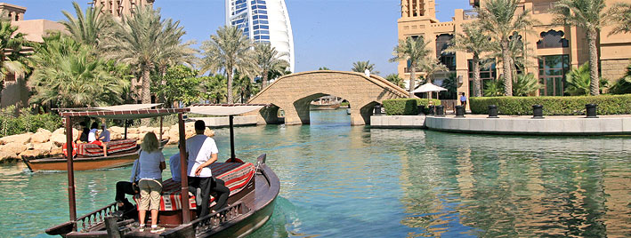 Dubai waterways