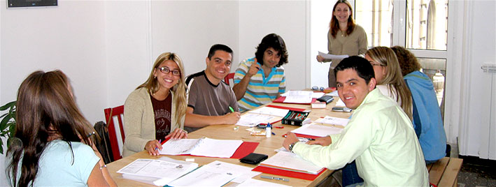 Italian course in Genoa