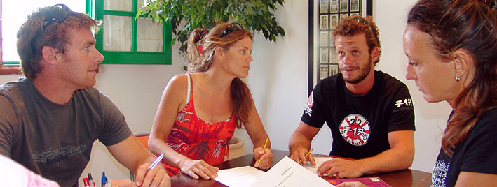 Learning Spanish in Lanzarote