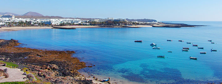 Lanzarote sea view