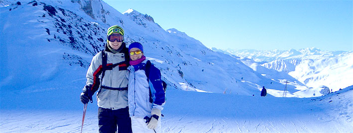 German course and skiing in Radolfzell