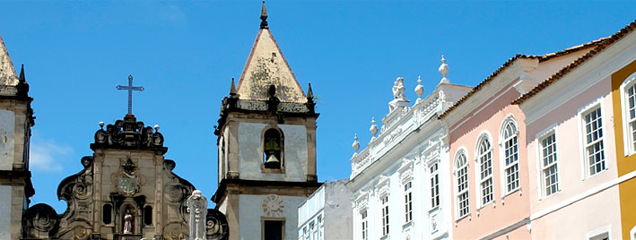 São Francisco Church and Convent, Salvador da Bahia
