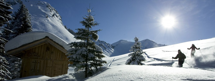 Skiing Course