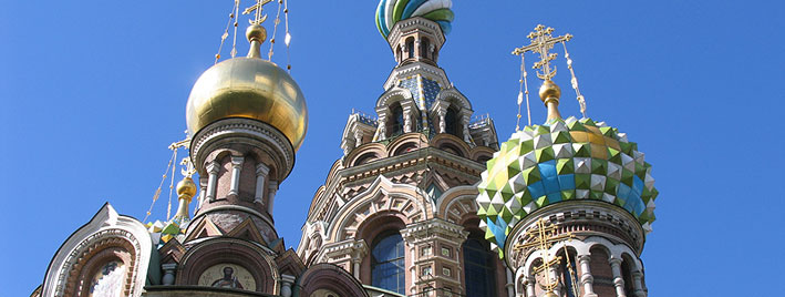 Cathedral of the Resurrection of Christ, Saint Petersburg