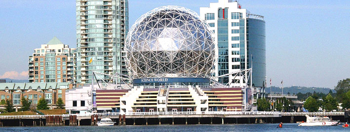 Science World, Vancouver, Canada