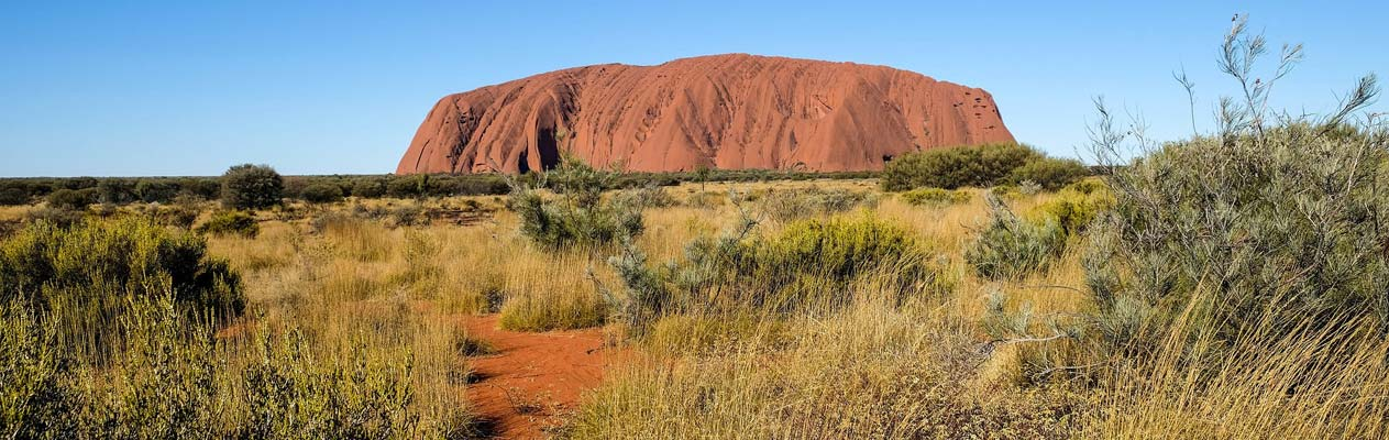 Uluru - Ayers Rock in Australia