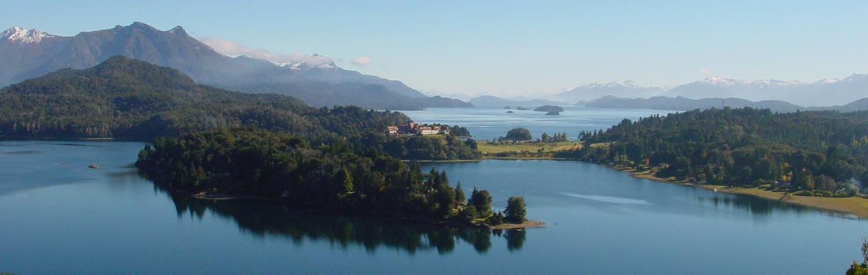 Argentinian landscape near Bariloche