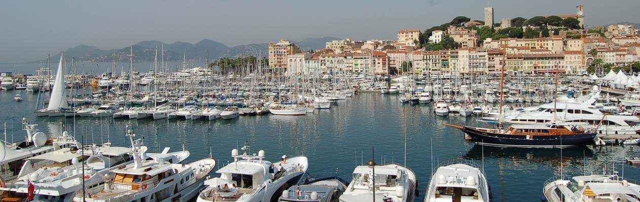 Port de Cannes marina, Cannes France
