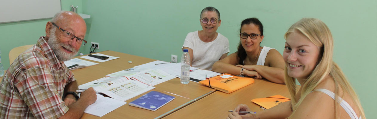 Spanish Club 50+ courses, Benalmadena