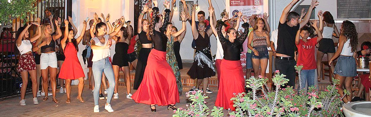 Dance in Benalmadena