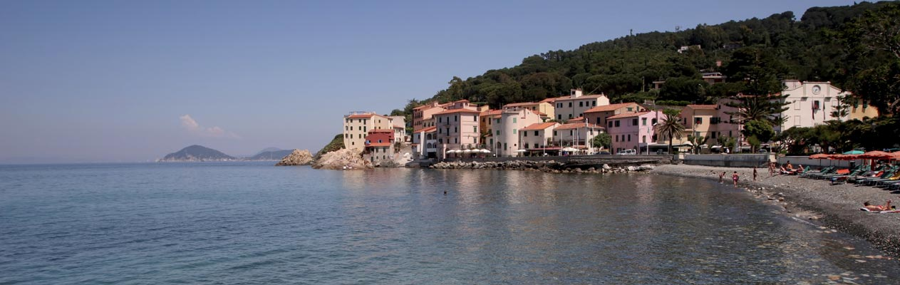 The island of Elba, Italy
