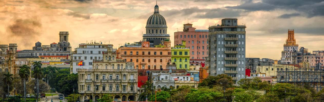 Havana, the capital of Cuba