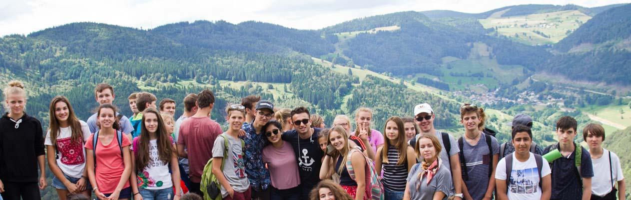 Junior German programme in Freiburg