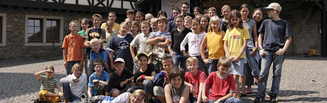 German for young students in Oberwesel