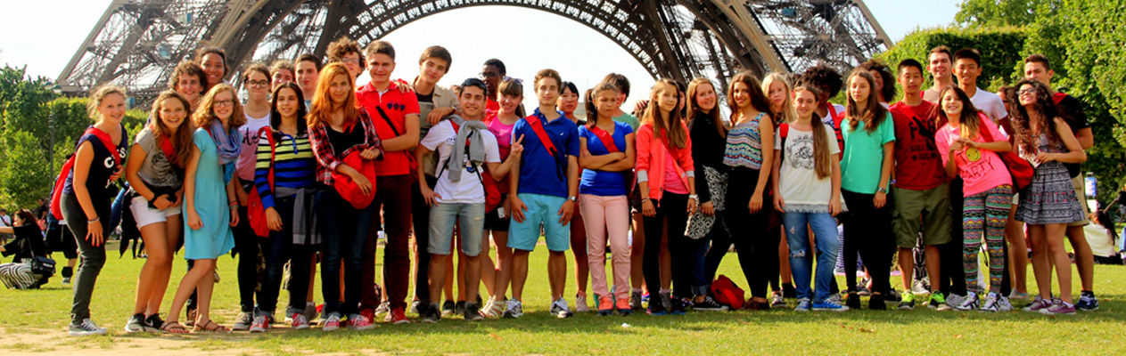 French course for Young Students, Paris