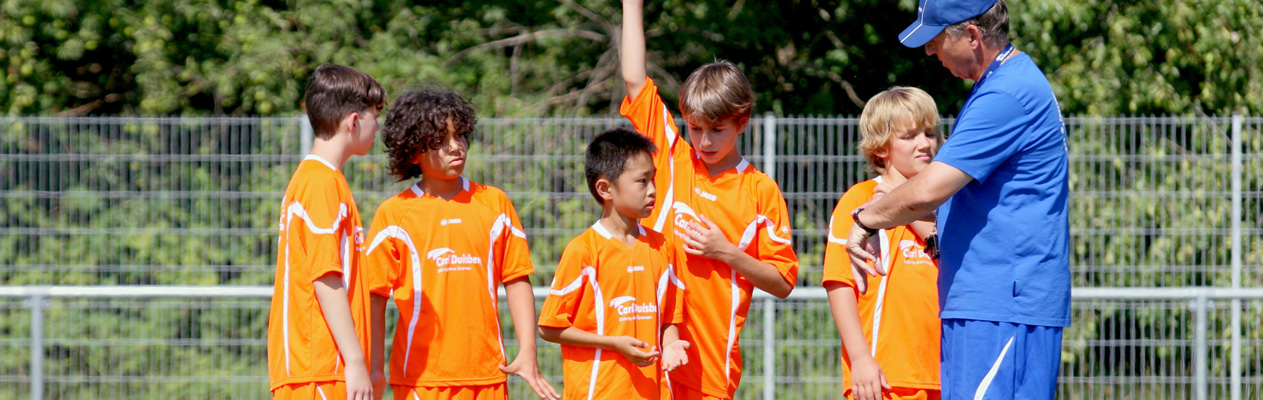 German summer camp with football coaching in Radolfzell