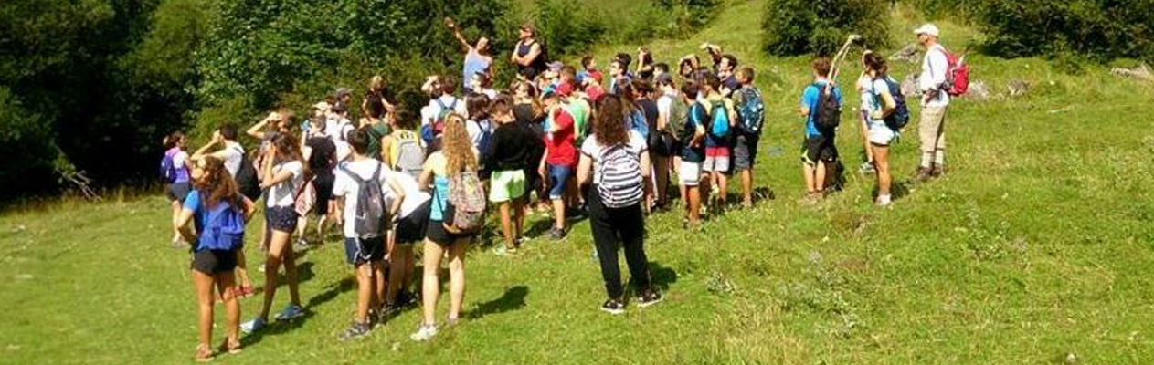 German course for Young Students on Lake Spitzingsee